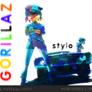 Gorillaz: Stylo Box Art Cover