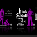 Black Sabbath - Killing Yourself To Live Box Art Cover
