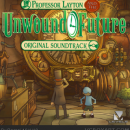 Professor Layton and the Unwound Future OST Box Art Cover