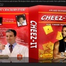 Cheez-It Box Art Cover