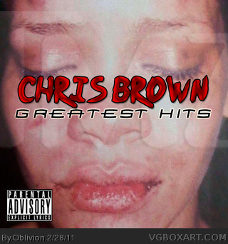 Chris Brown: Greatest Hits box art cover