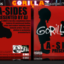 Gorillaz: A-SIDES Presented by A.J. Box Art Cover