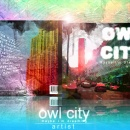 Owl City: Maybe I'm Dreaming Box Art Cover
