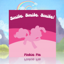Pinkie Pie- Smile, Smile, Smile! Box Art Cover
