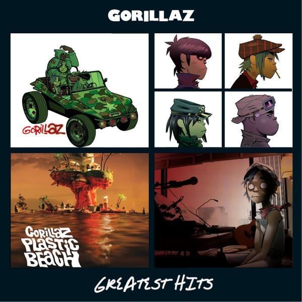 Gorillaz gorillaz album cover
