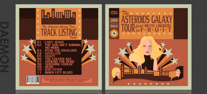 The Asteroids Galaxy Tour - Fruit Music Box Art Cover by ...
