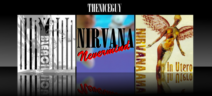 Nirvana Collection box art cover