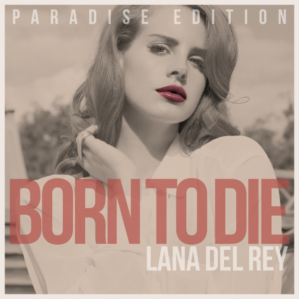Lana Del Rey Born To Die Paradise Edition Music Box Art Cover By Itsperfection