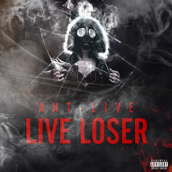 Ant-Live: Live Loser box art cover