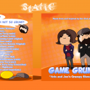 Game Grumps: Arin & Jon's Grumpy Shenanigans Box Art Cover