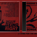 Queens of the Stone Age: Songs for the Deaf Box Art Cover