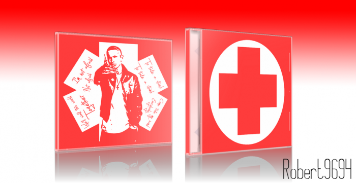 Eminem Recovery special edition box art cover
