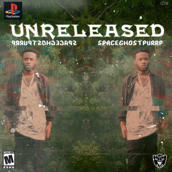 SpaceGhostPurrp: Unreleased box art cover