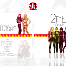 2NE1 - Crush Box Art Cover