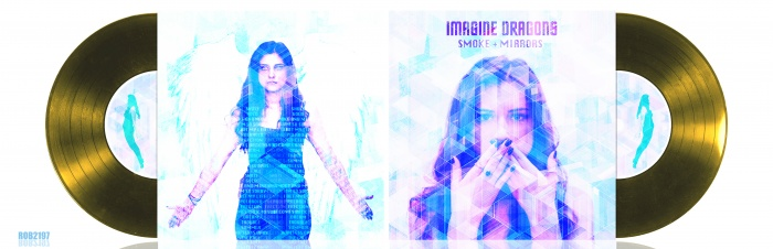 Imagine Dragons: Smoke + Mirrors box art cover