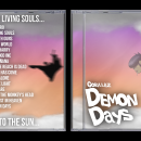 Gorillaz: Demon Days Box Art Cover