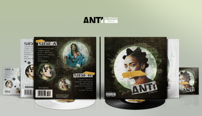 ANTI box art cover