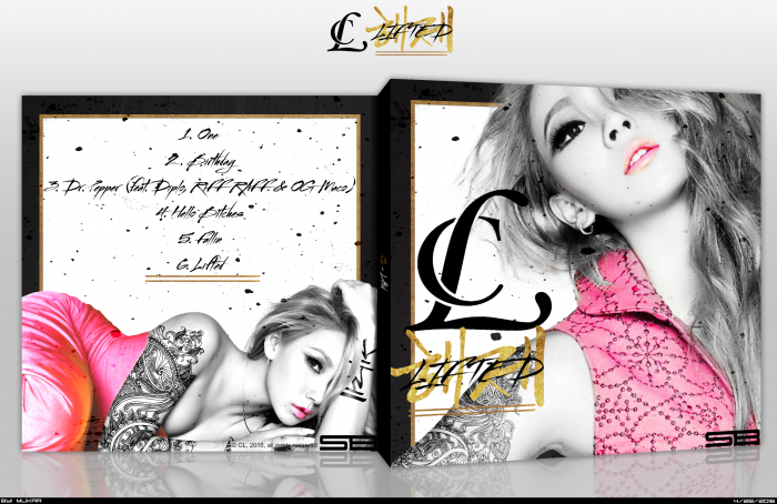 Lifted EP - CL box art cover