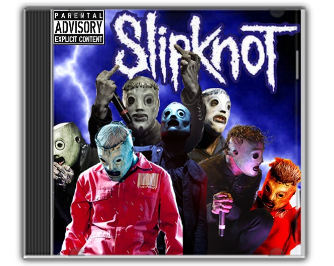 Slipknot (Self Titled) box cover