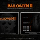 Halloween 2 | 40th Anniversary Soundtrack Box Art Cover