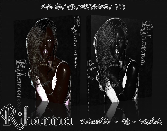 Rihanna - Good Girl Gone Bad box art cover