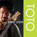 Toto - Hash Pipe - Single Box Art Cover