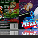 MegaMan 64 -X and Zero Box Art Cover
