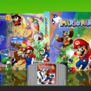 Mario Party 4 Box Art Cover