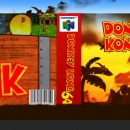 Donkey Kong 64 Box Art Cover