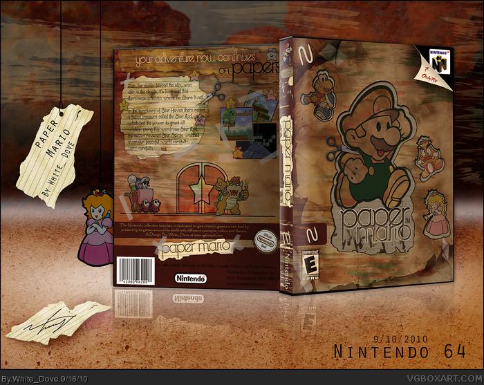 Paper Mario Nintendo 6...