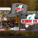 Resident Evil Zero Box Art Cover
