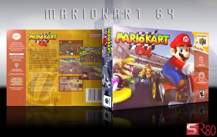 Mario Kart 64 Nintendo...