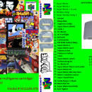 100 in one Bootleg Cartridge Box Art Cover