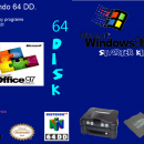 Windows 98 DD Box Art Cover