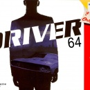 Driver 64 Box Art Cover