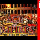 Age of Empires & Rise of Rome N64 Box Art Cover
