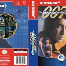 007 The World Is Not Enough Box Art Cover