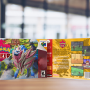 Pokémon Shield Box Art Cover