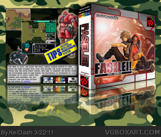 NGPC - Faselei! box cover