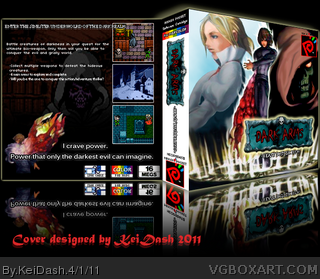 NGPC - Dark Arms ~Beast Buster 1999~ box cover