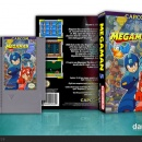 Megaman 5 Box Art Cover