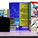Megaman 6 Box Art Cover