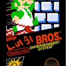 Super Luigi Bros. Box Art Cover
