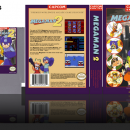 Megaman 2 Box Art Cover