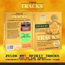 Zelda XV: Spirit Tracks Box Art Cover