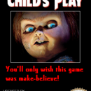 Child's Play Box Art Cover