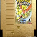 Pokemon Gold Version Box Art Cover