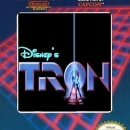 Disney's Tron Box Art Cover