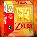 The Legend of Zeda (reproduction) Box Art Cover