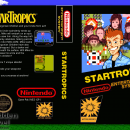 StarTropics Box Art Cover